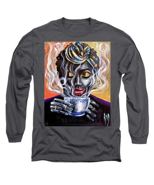 Fresh Brewed Long Sleeve T-Shirt