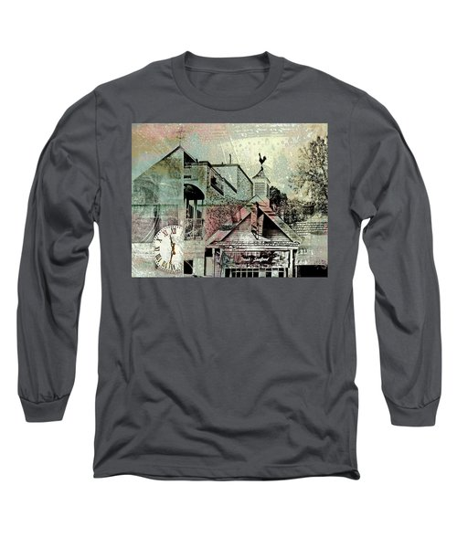 Long Sleeve T-Shirt featuring the photograph Fresh Seafood by Susan Stone