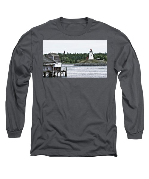 Friar's Head Lighthouse Long Sleeve T-Shirt