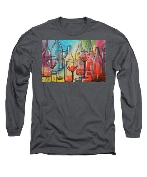 Friday Night Long Sleeve T-Shirt