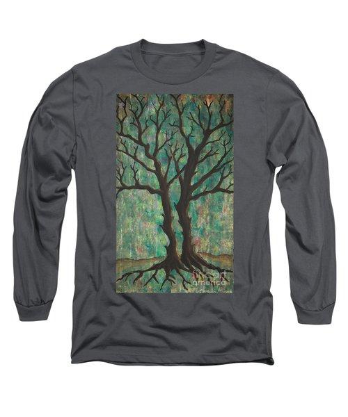 Friends Long Sleeve T-Shirt by Jacqueline Athmann