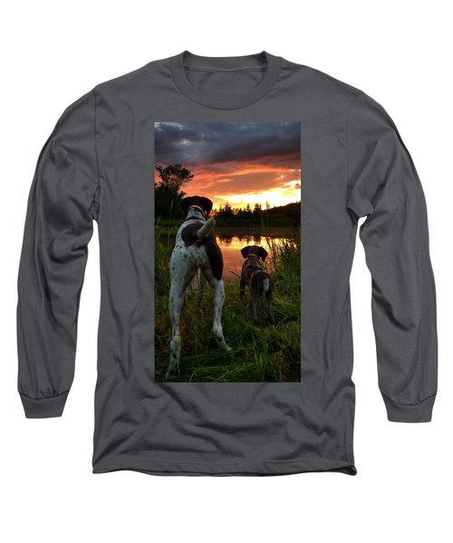 Frog Hunters 2 Long Sleeve T-Shirt
