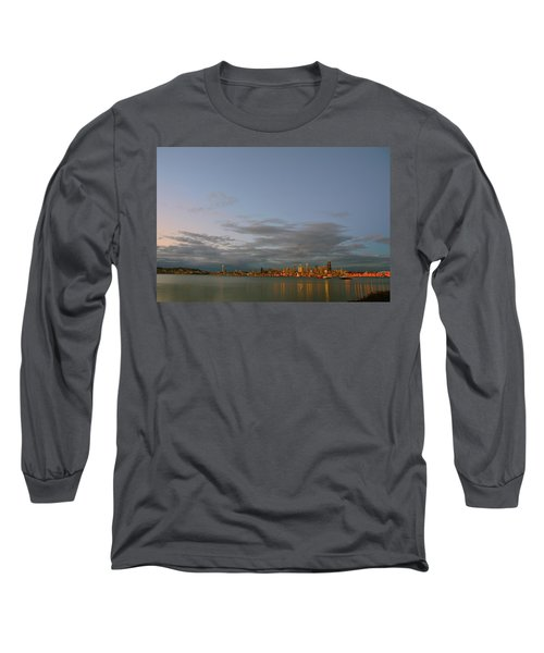 From Alki - Cloudy Night Long Sleeve T-Shirt