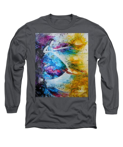 From Captivity To Creativity Long Sleeve T-Shirt