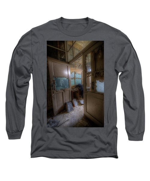 From Darkness Long Sleeve T-Shirt by Nathan Wright