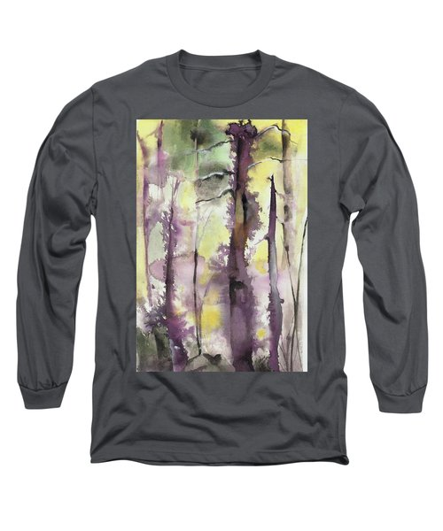 From The Fire Long Sleeve T-Shirt by Nadine Dennis