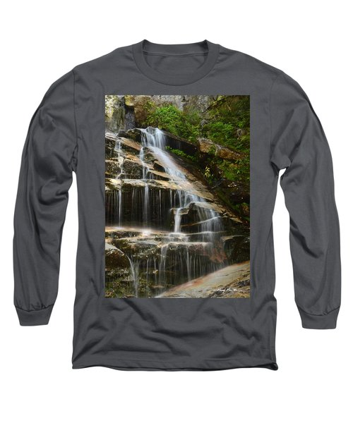 From The Highest Peaks Long Sleeve T-Shirt