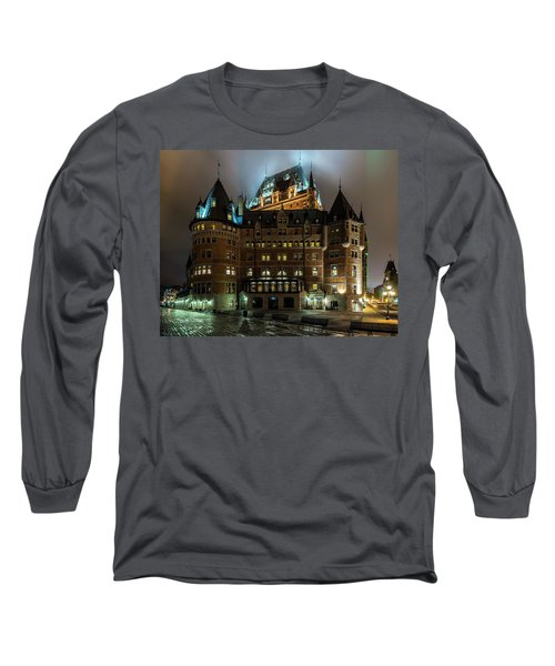Frontenac Long Sleeve T-Shirt