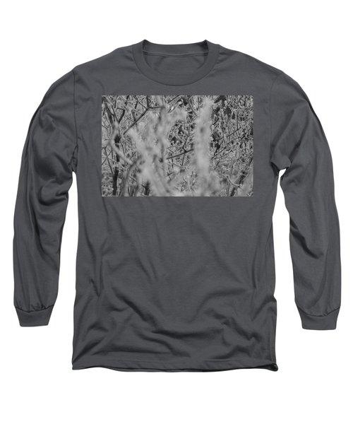 Frost 2 Long Sleeve T-Shirt by Antonio Romero