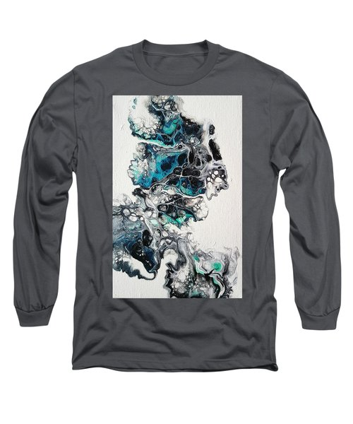 Frost And Ice Long Sleeve T-Shirt