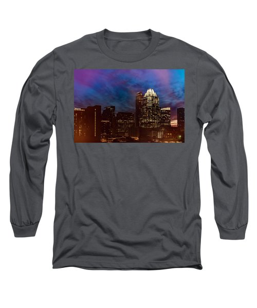 Frost Tower Long Sleeve T-Shirt
