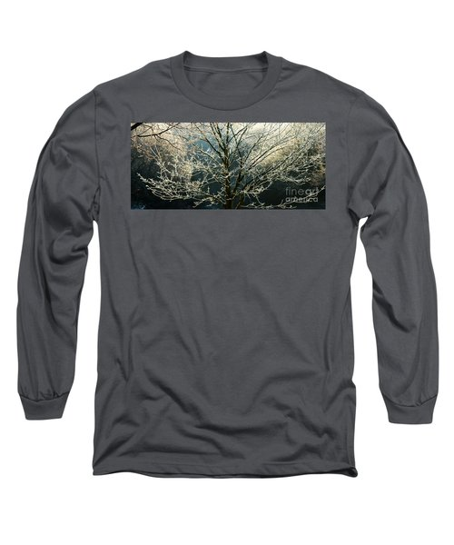 Frosted Trees Long Sleeve T-Shirt