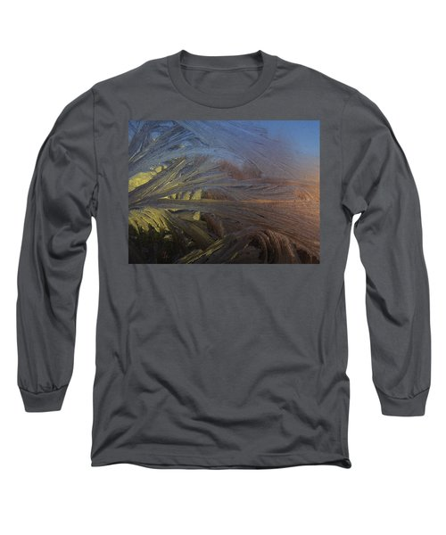 Frostwork - Art Nouveau Long Sleeve T-Shirt