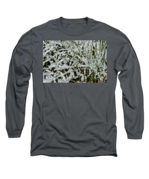 Frosty Grass Long Sleeve T-Shirt