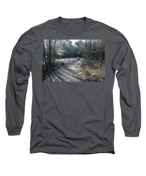 Frosty Morning Long Sleeve T-Shirt