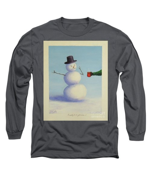 Frosty's Nightmare I Long Sleeve T-Shirt