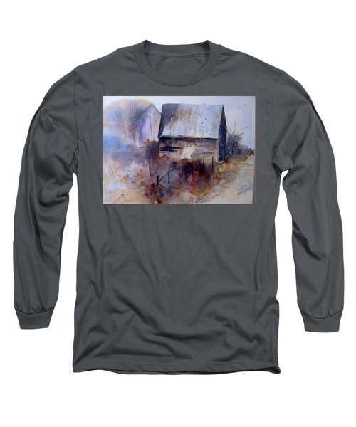 Frozen Barn Long Sleeve T-Shirt
