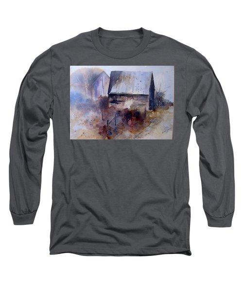 Frozen Barn Long Sleeve T-Shirt