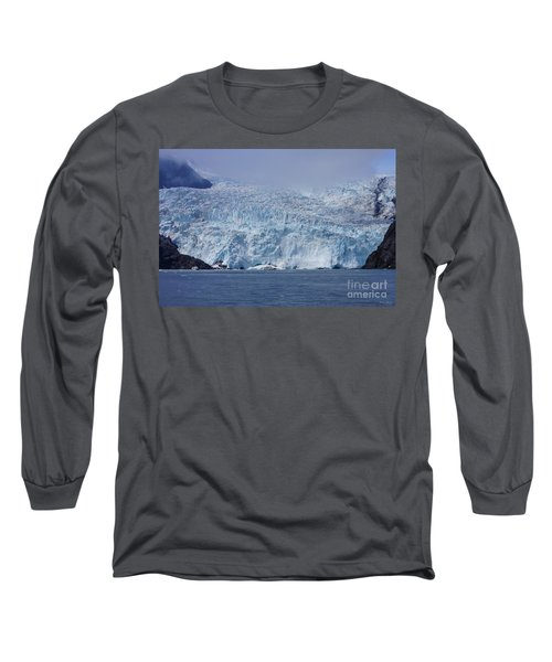Frozen Beauty Long Sleeve T-Shirt by Jennifer White