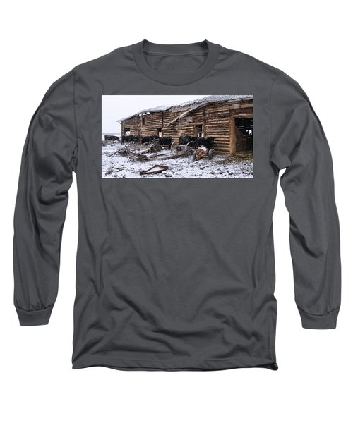 Frozen Beef Long Sleeve T-Shirt