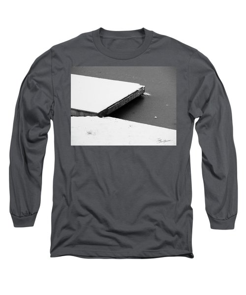 Frozen Dock Long Sleeve T-Shirt