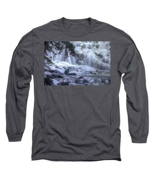 Frozen Falls Long Sleeve T-Shirt