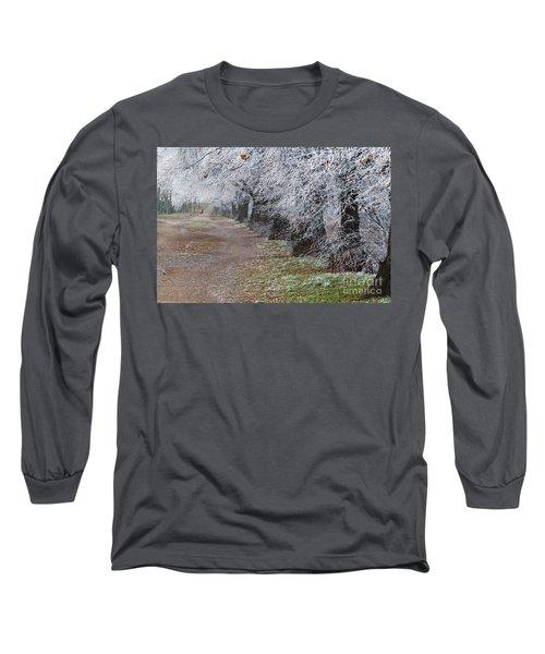 Frozen Pathway Long Sleeve T-Shirt