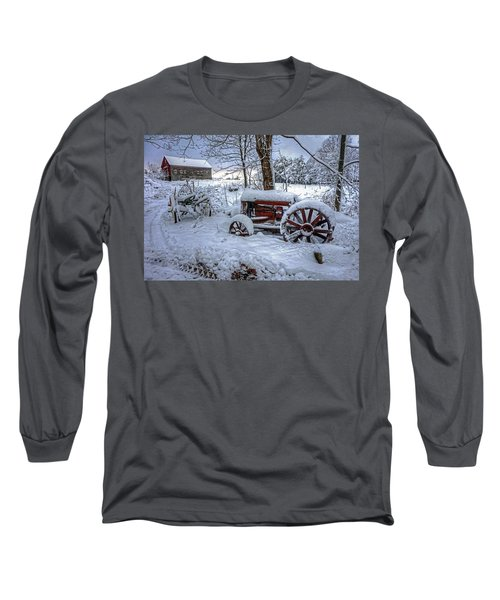 Frozen Relics Long Sleeve T-Shirt