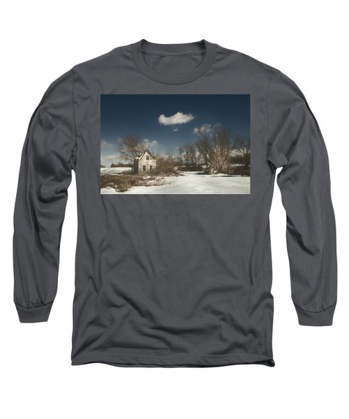 Frozen Stillness Long Sleeve T-Shirt
