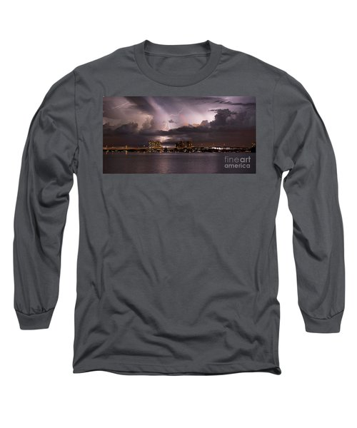 Ft Myers Nights Long Sleeve T-Shirt