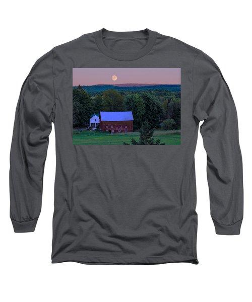 Full Moon From High Street Long Sleeve T-Shirt