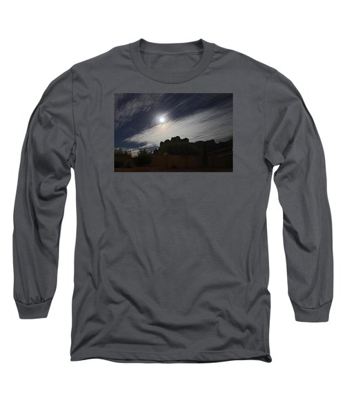 Full Streak Long Sleeve T-Shirt by Gary Kaylor