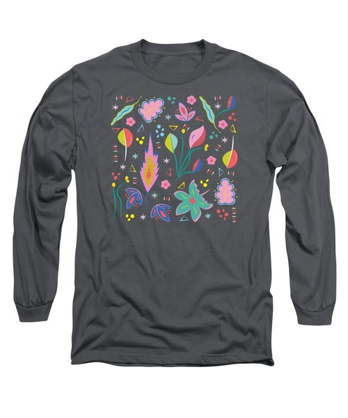 Fun In The Garden Long Sleeve T-Shirt