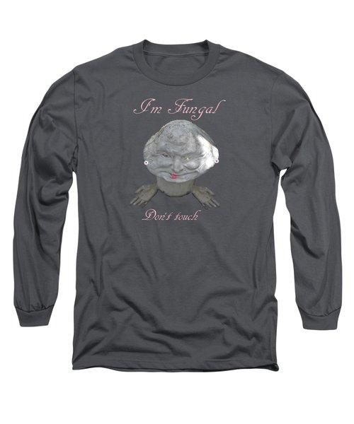 Fungal Long Sleeve T-Shirt by David and Lynn Keller