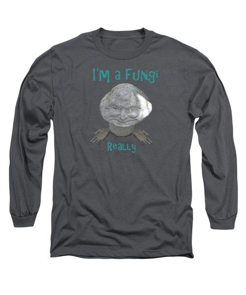 Fungi Long Sleeve T-Shirt by David and Lynn Keller