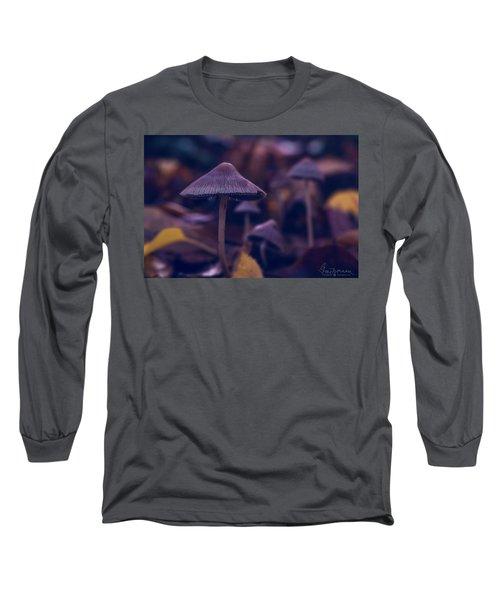 Fungi World Long Sleeve T-Shirt