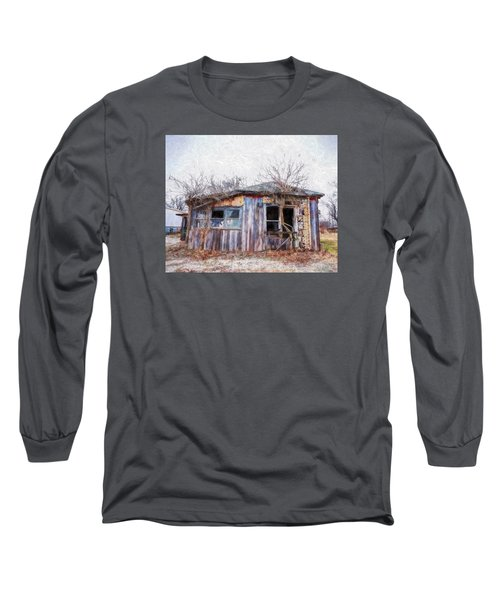 Funky Shack Long Sleeve T-Shirt
