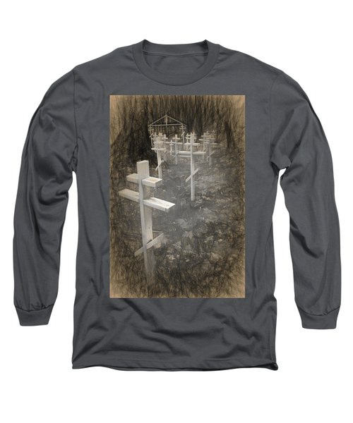 Funter Bay Markers Long Sleeve T-Shirt