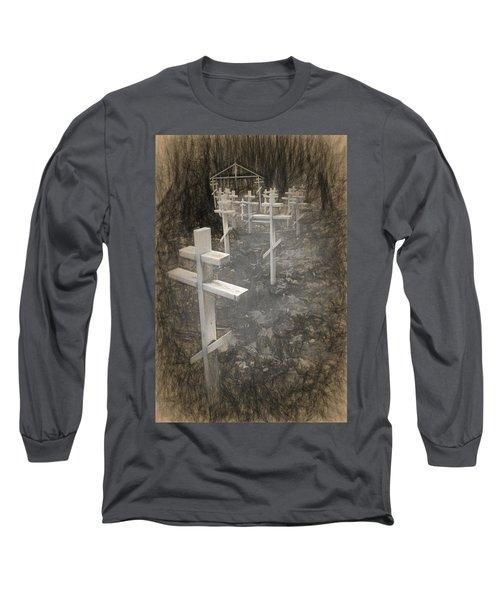Funter Bay Markers Long Sleeve T-Shirt