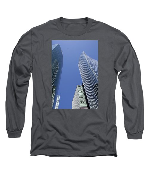 Future Metropolis Long Sleeve T-Shirt