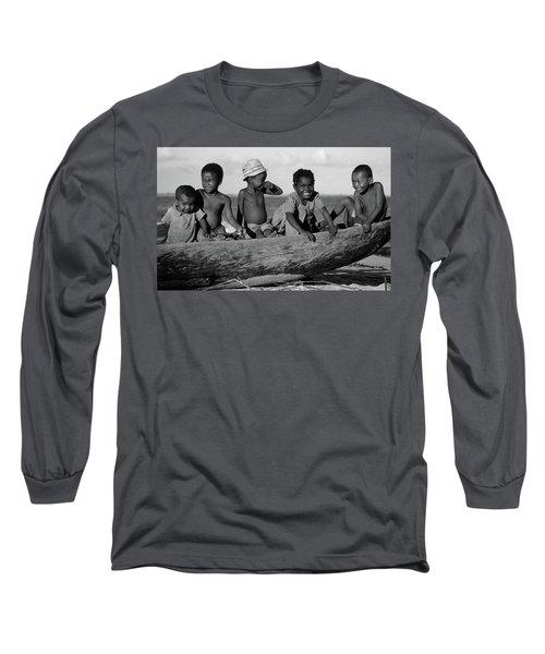 Future Sailors Long Sleeve T-Shirt