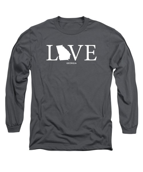 Ga Love Long Sleeve T-Shirt by Nancy Ingersoll