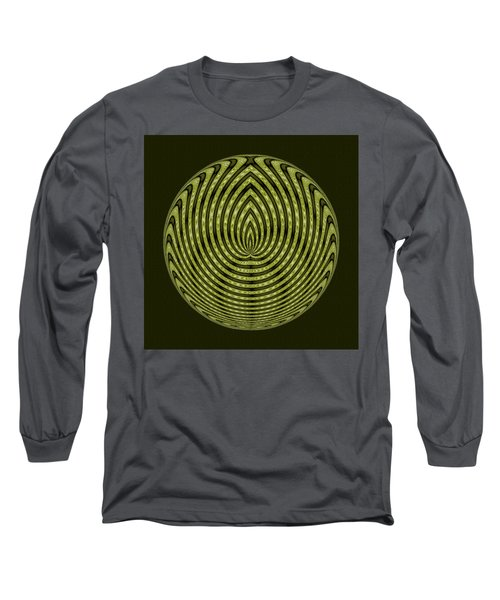 Gaia Medallion  Long Sleeve T-Shirt