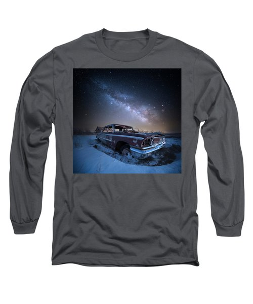 Long Sleeve T-Shirt featuring the photograph Galaxie 500 by Aaron J Groen