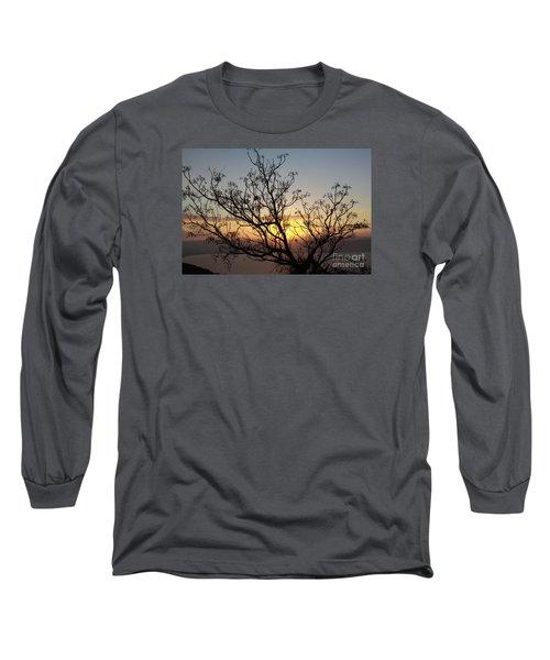 Galilee Sunset Long Sleeve T-Shirt