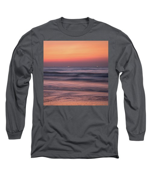 Galveston Morning Long Sleeve T-Shirt