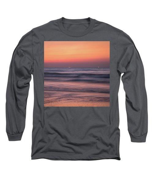 Galveston Morning Long Sleeve T-Shirt