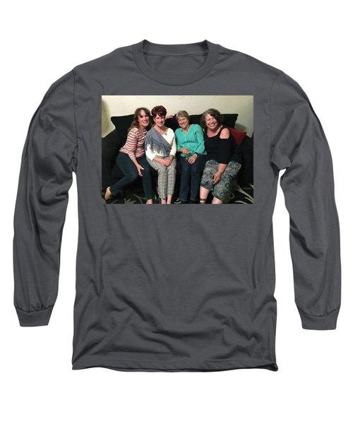 Gamma Rays Long Sleeve T-Shirt