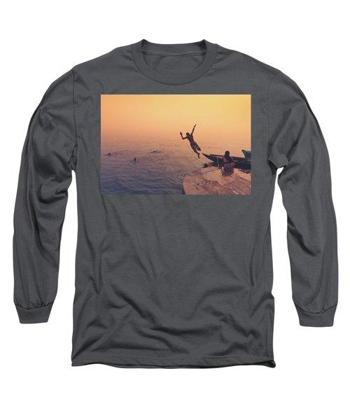 Ganges  Long Sleeve T-Shirt