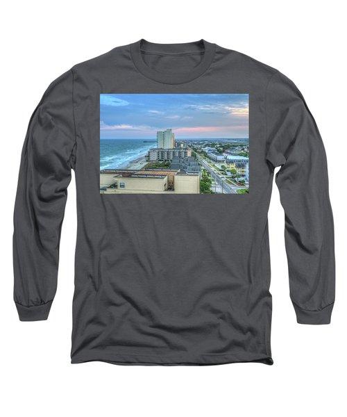 Garden City Beach Long Sleeve T-Shirt